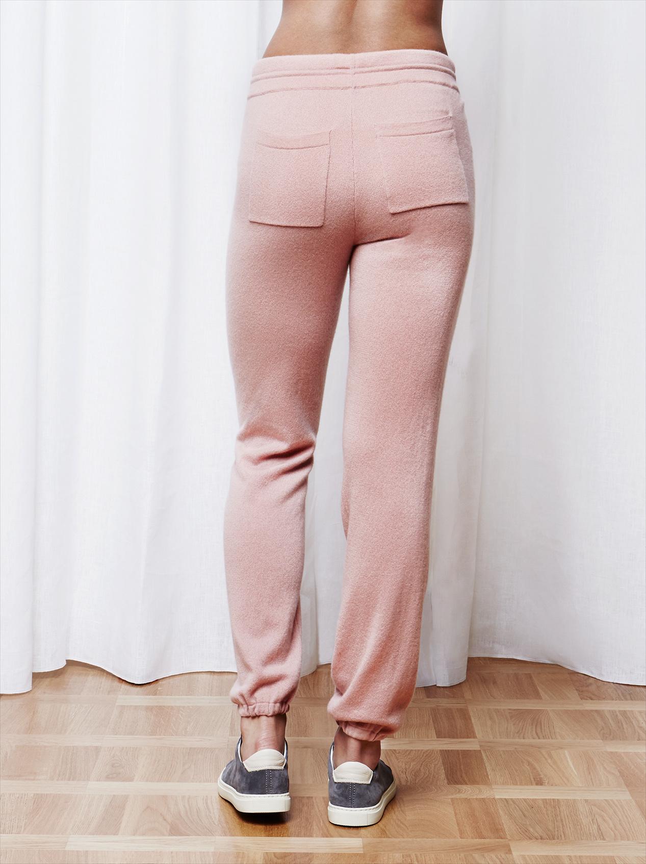 Soft Goat Women's Pants Blush