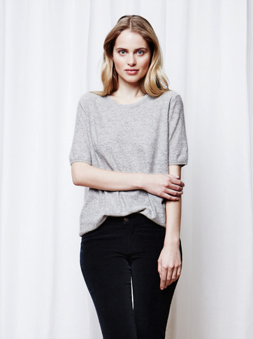 Product thumbnail of Women's Fine Knit T-shirt
