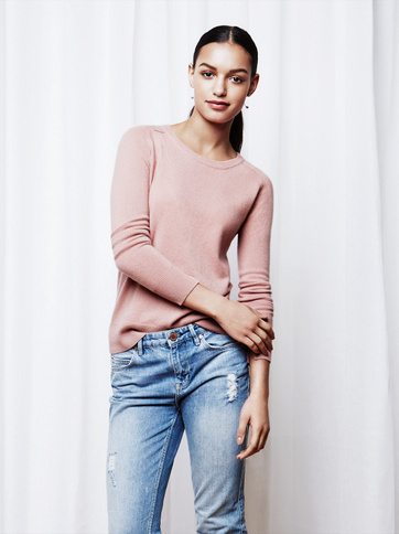 Product thumbnail of Women's Fitted O-neck