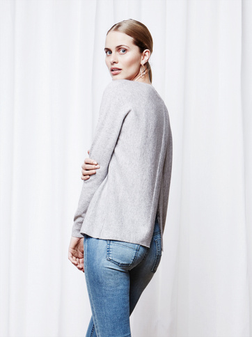 Product thumbnail of Women's Open Back Sweater