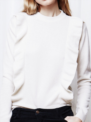 Product thumbnail of Women's Ruffle Sweater