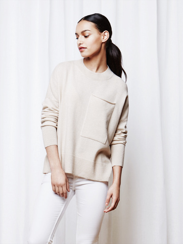 Product thumbnail of Women's Pocket Sweater