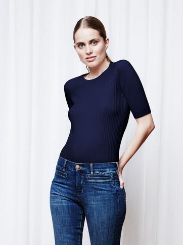 Product thumbnail of Women's Ribbed T-shirt